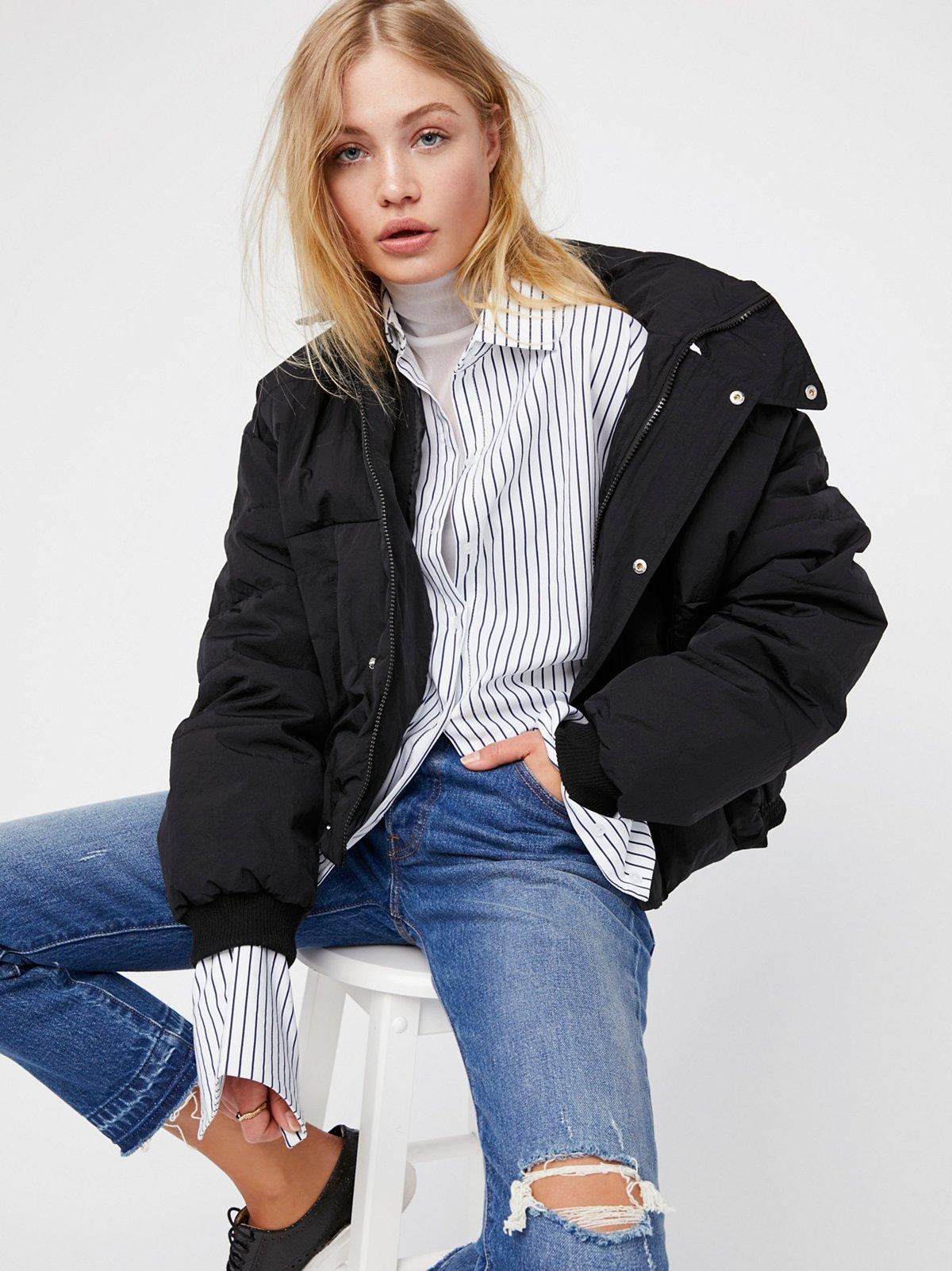 Cold Rush Puffer Coat