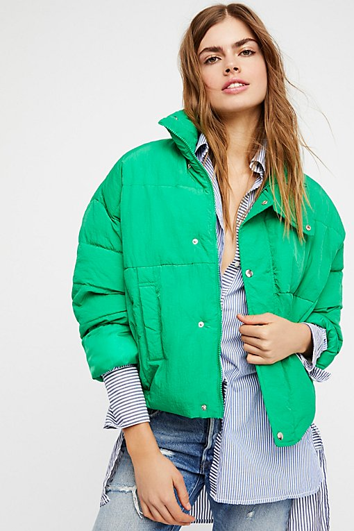 Product Image: Cold Rush Puffer Coat