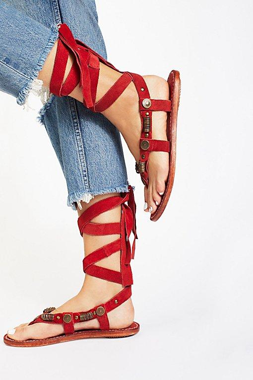 Product Image: Saratoga Wrap Sandal