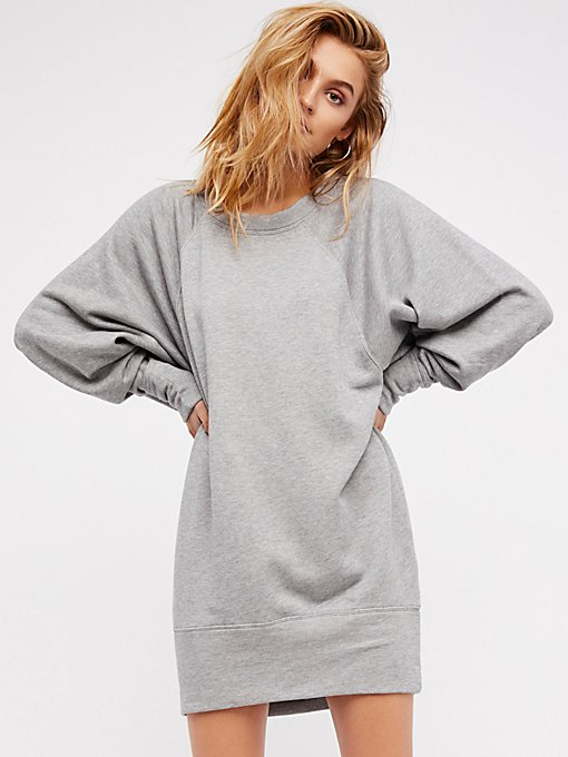 Product Image: Cozy Town Pullover Dress
