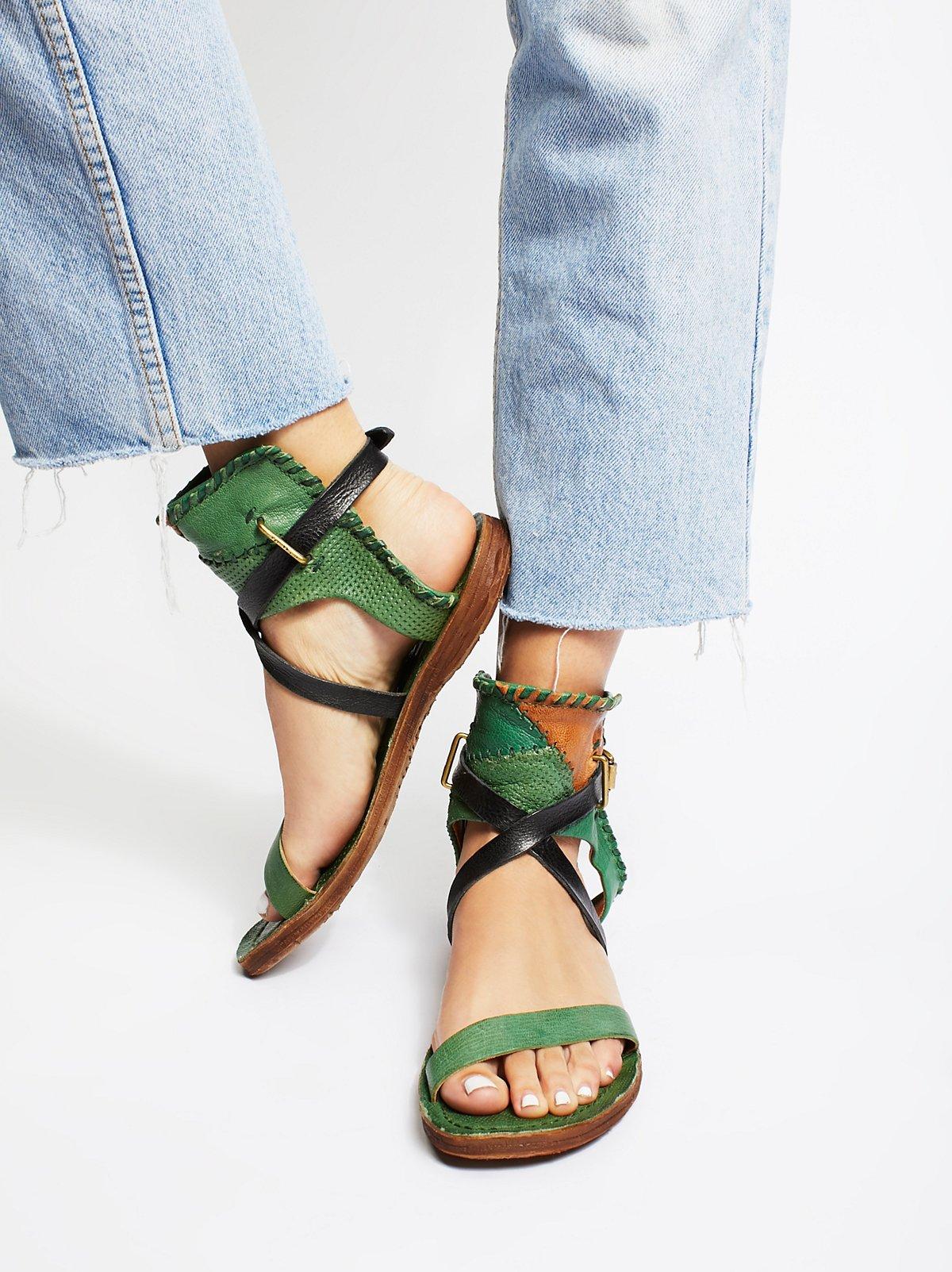 Stateside Sandal