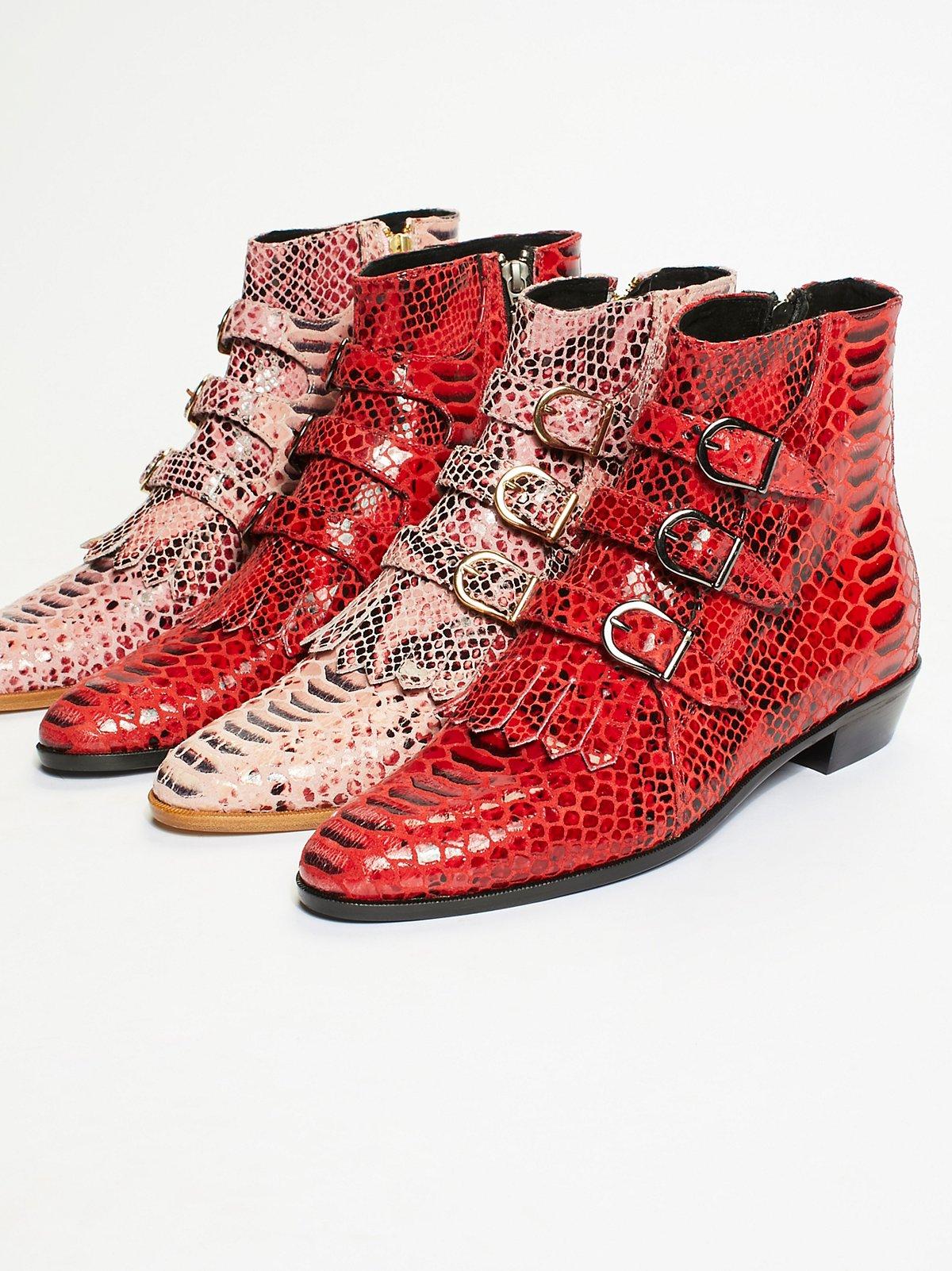 Jett Snake Boot
