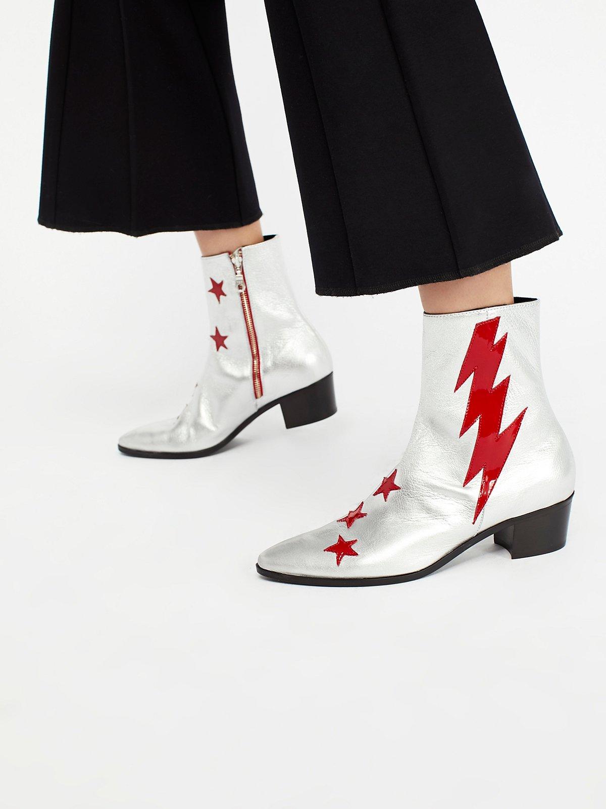 Mick Western Boot
