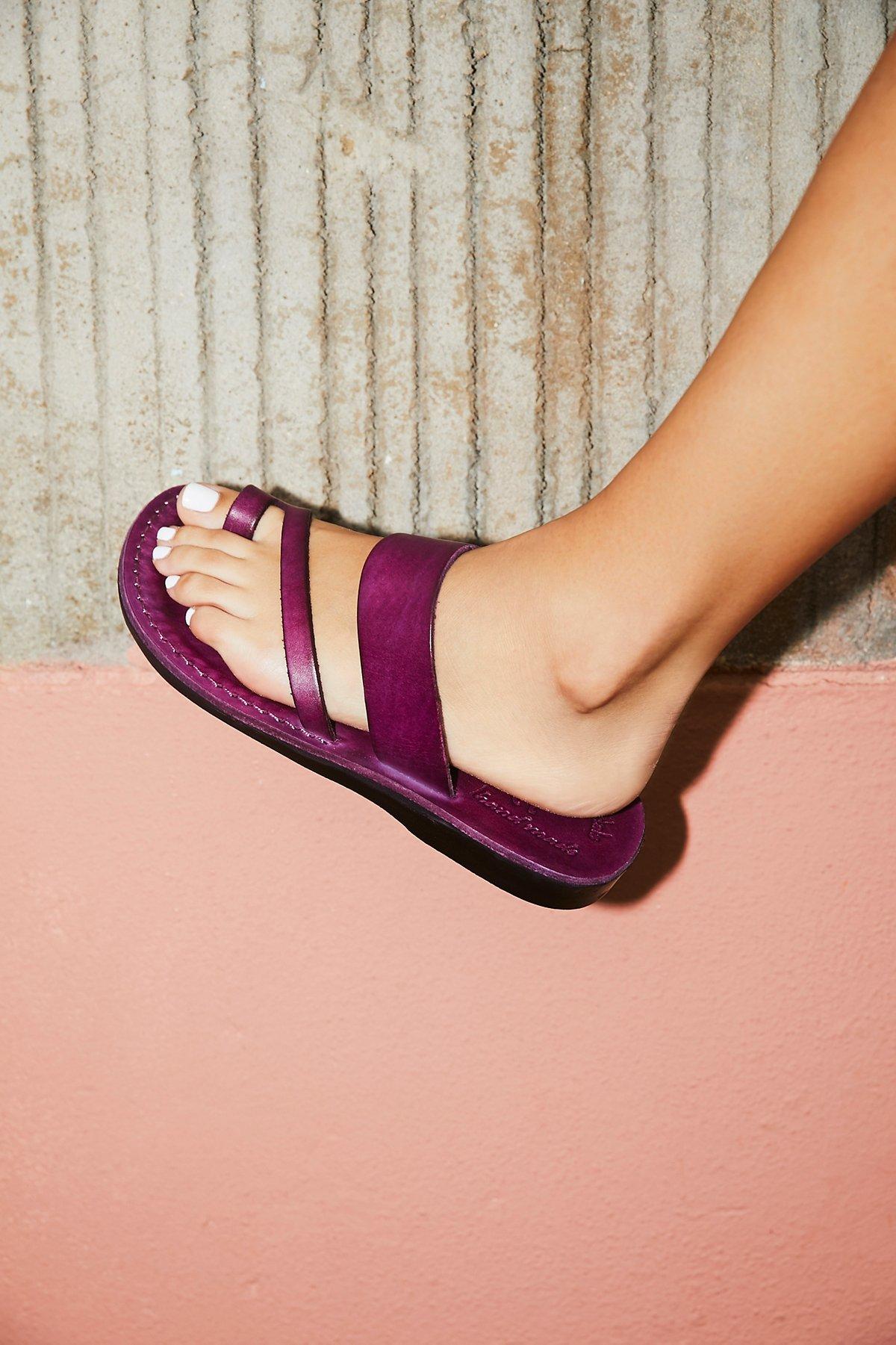 Raven Slip On Sandal