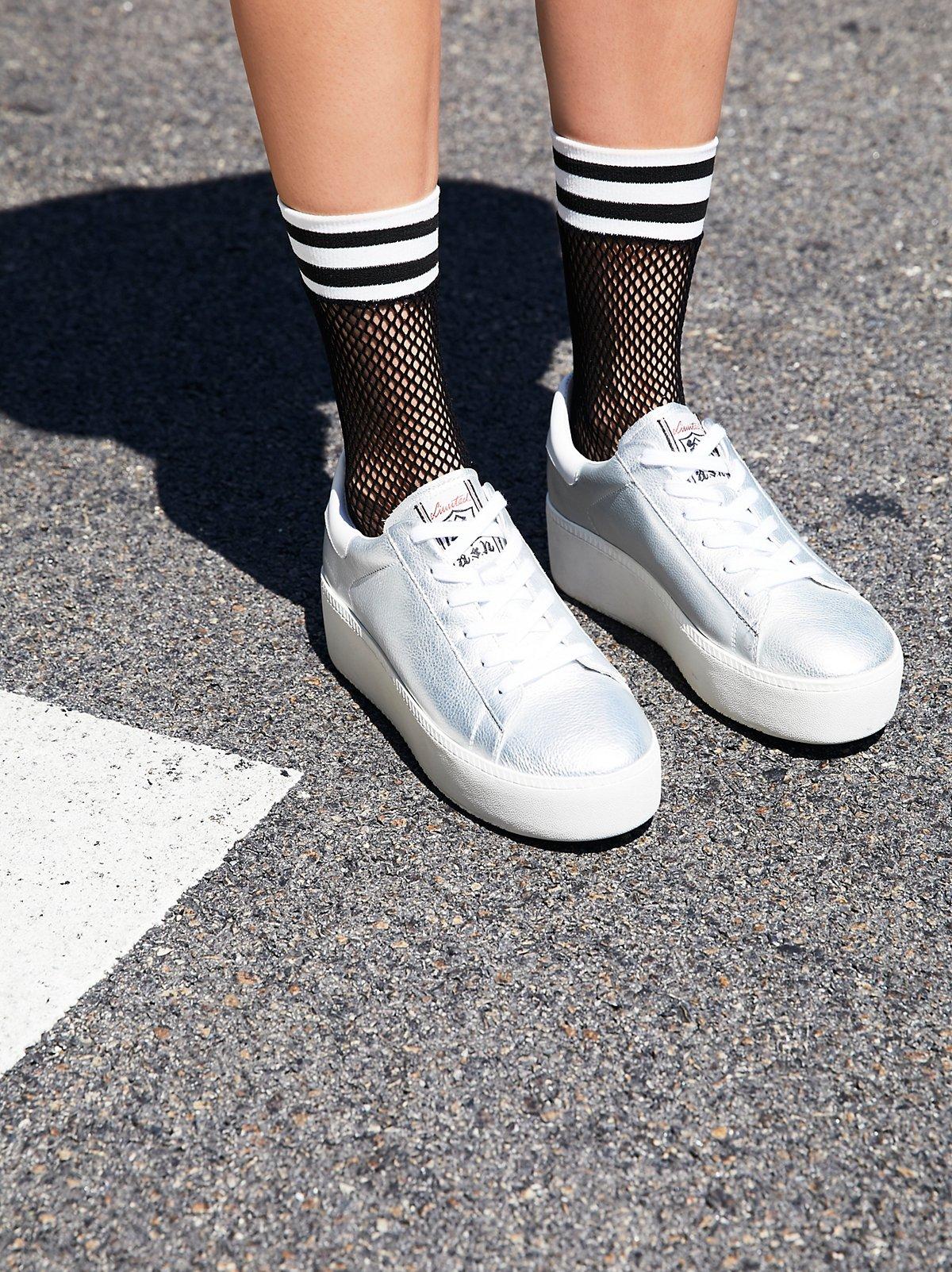 Riot Sport Fishnet Sock