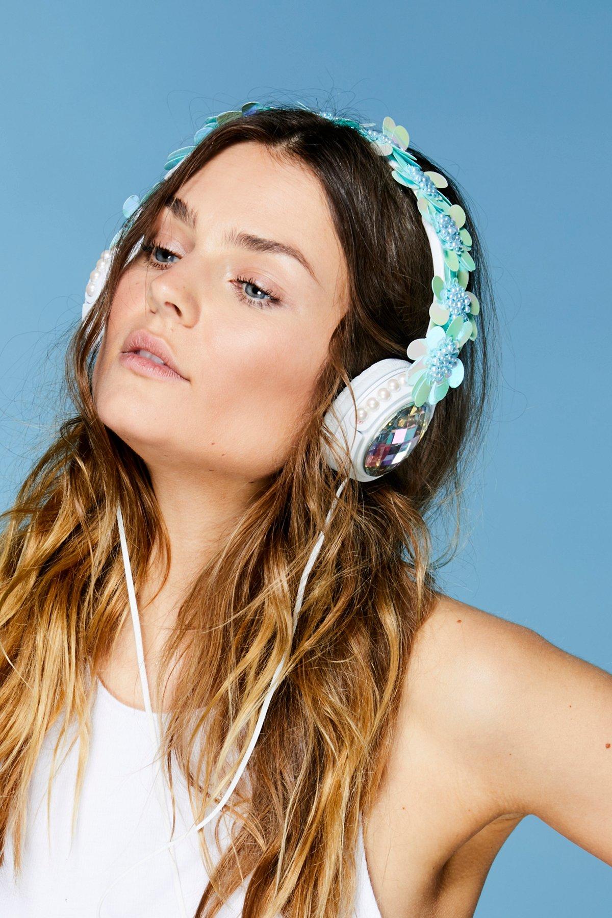 Bling Bling Headphones