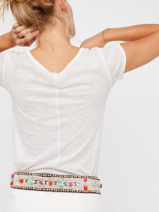 Product Image: 巴厘风珠饰腰带