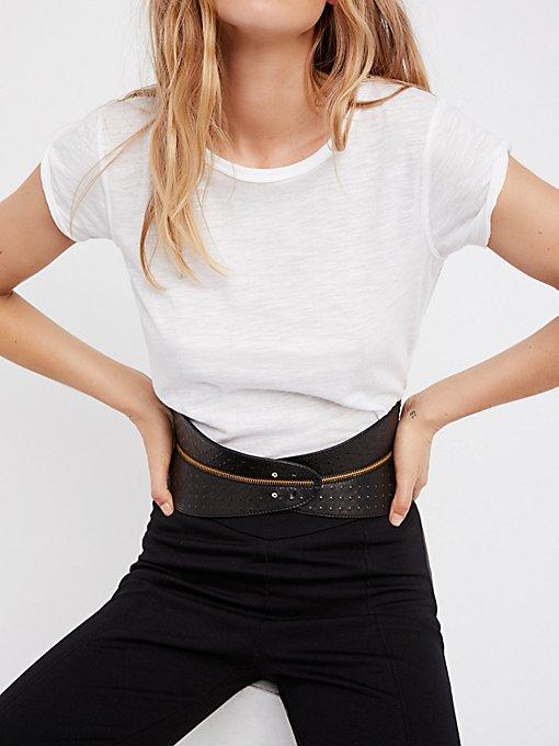 Product Image: Gaga Leather Corset Belt