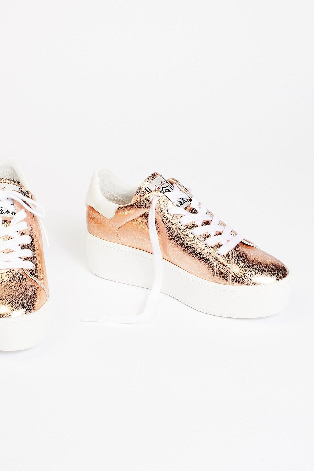 Cult厚底运动鞋