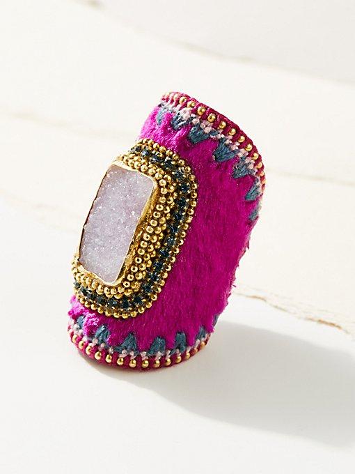 Product Image: Matisse丝纹戒指
