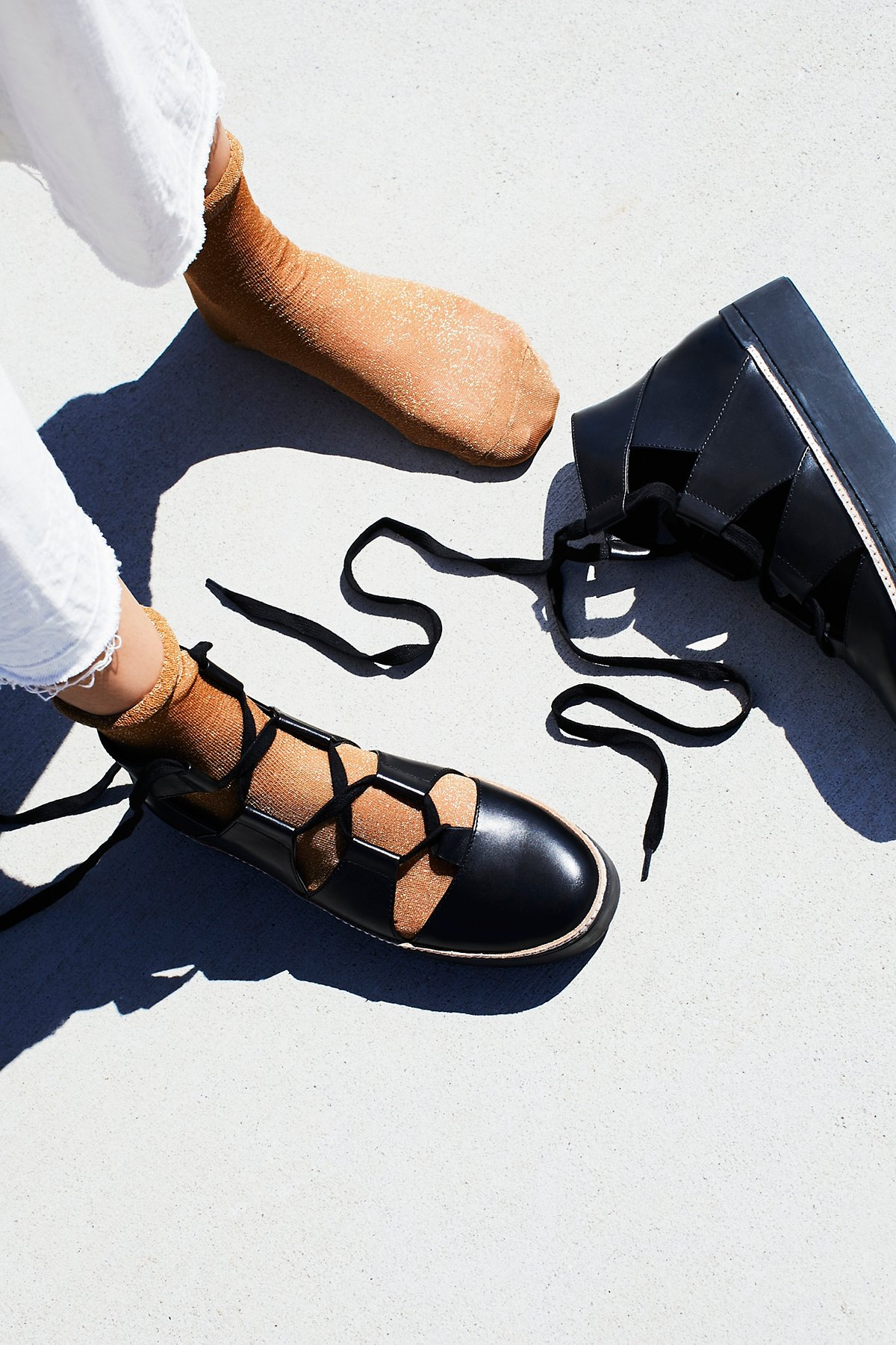 Venice高帮运动鞋