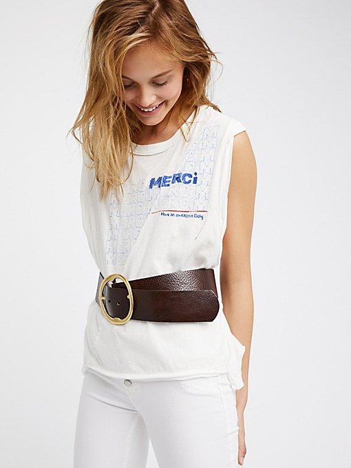 Product Image: Sedona Leather Belt