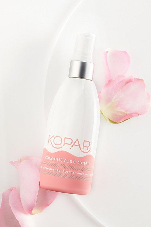 Product Image: Coconut Rose Toner