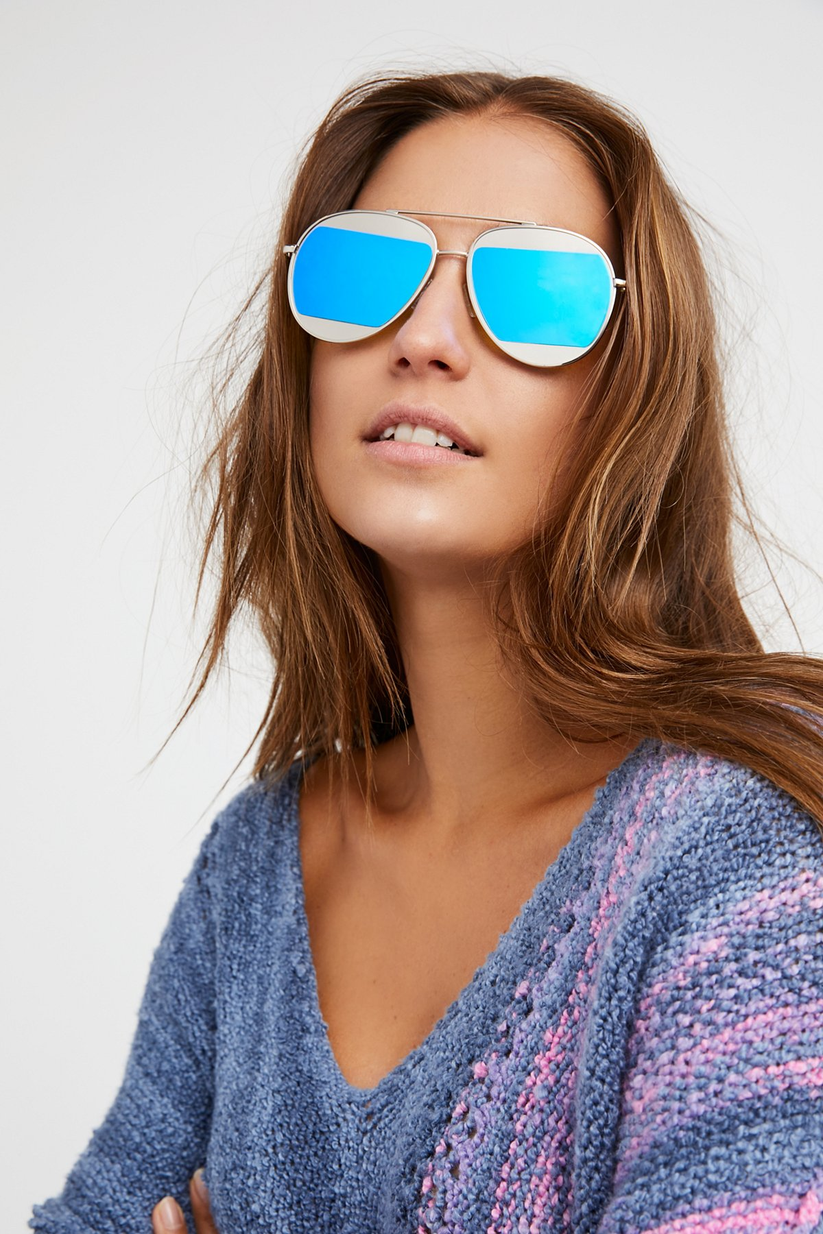 Coast To Coast Aviator Sunnies