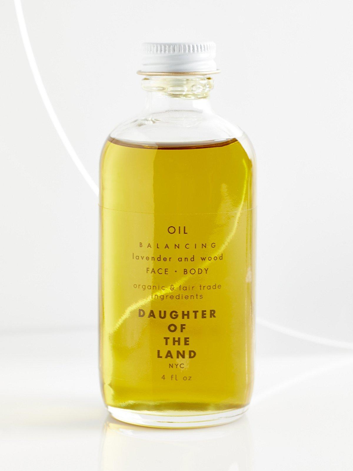 Balancing Oil