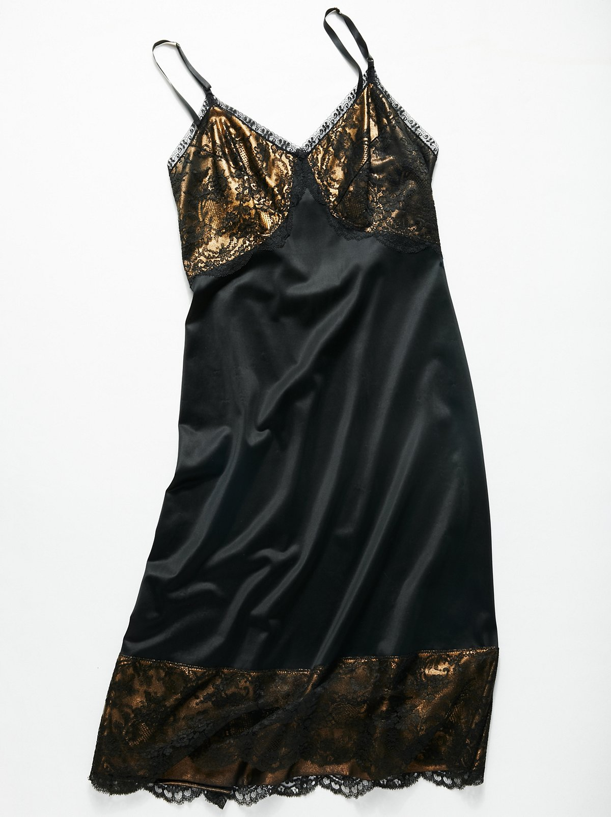 Vintage 1980s Slip Dress