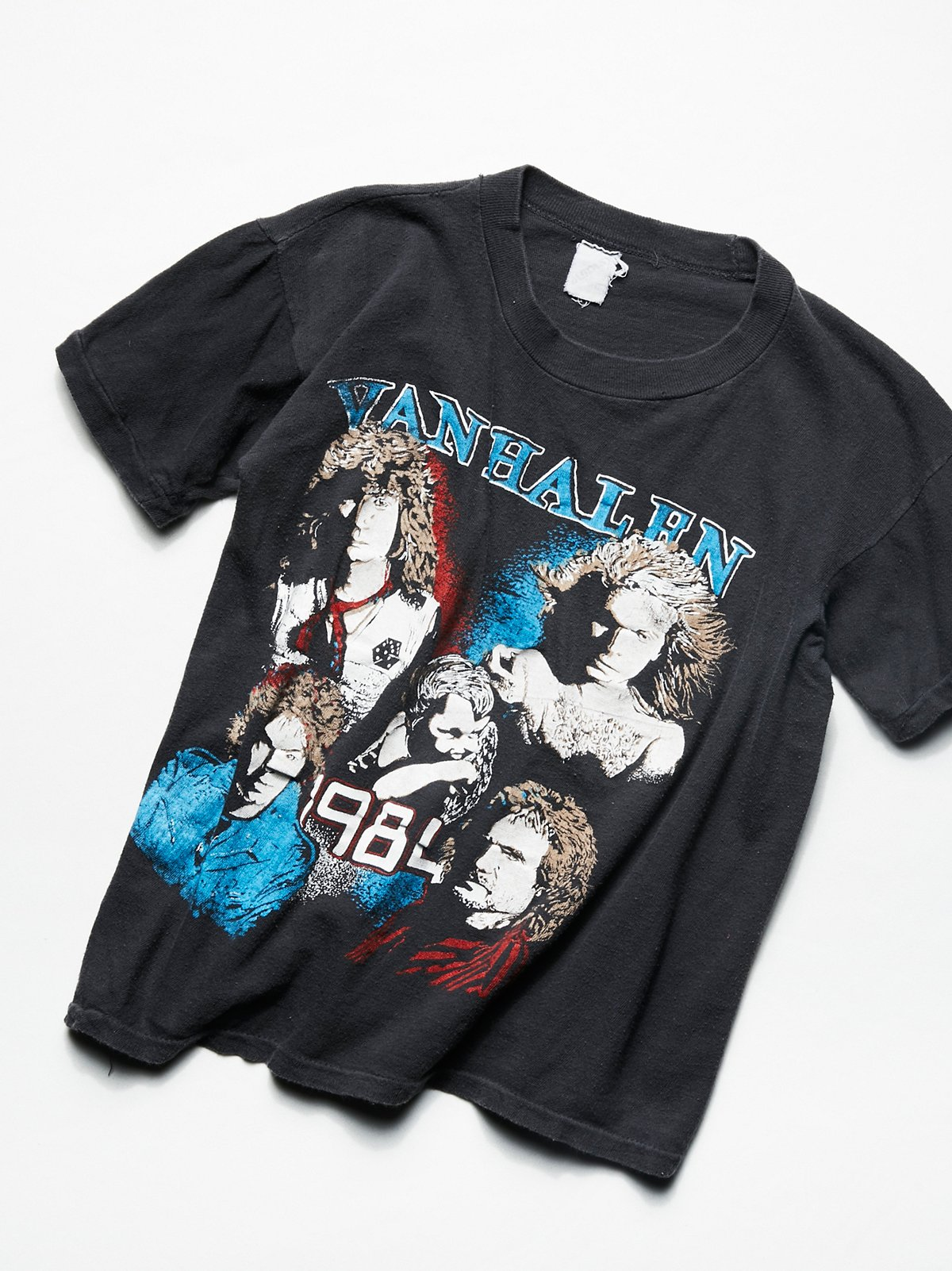 Vintage 1980s Band Tee