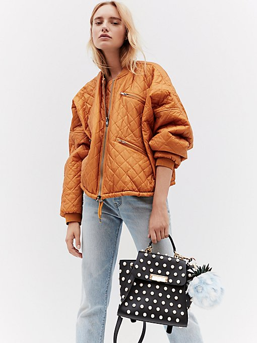 Product Image: Easy Quilted Bomber