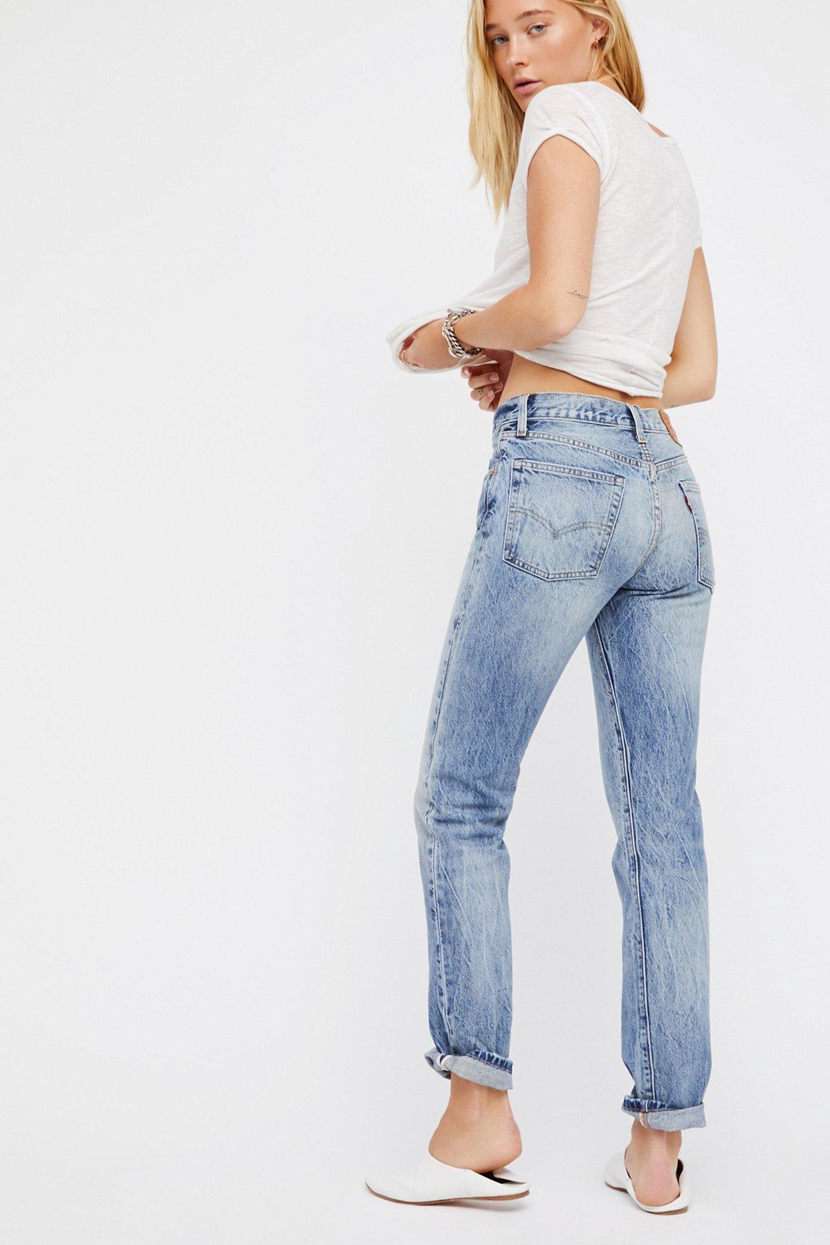 501 Original Selvedge Jeans