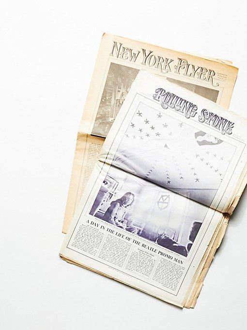 Product Image: Vintage Rolling Stone Magazine
