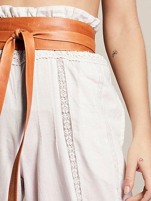 Product Image: Leather Obi Belt