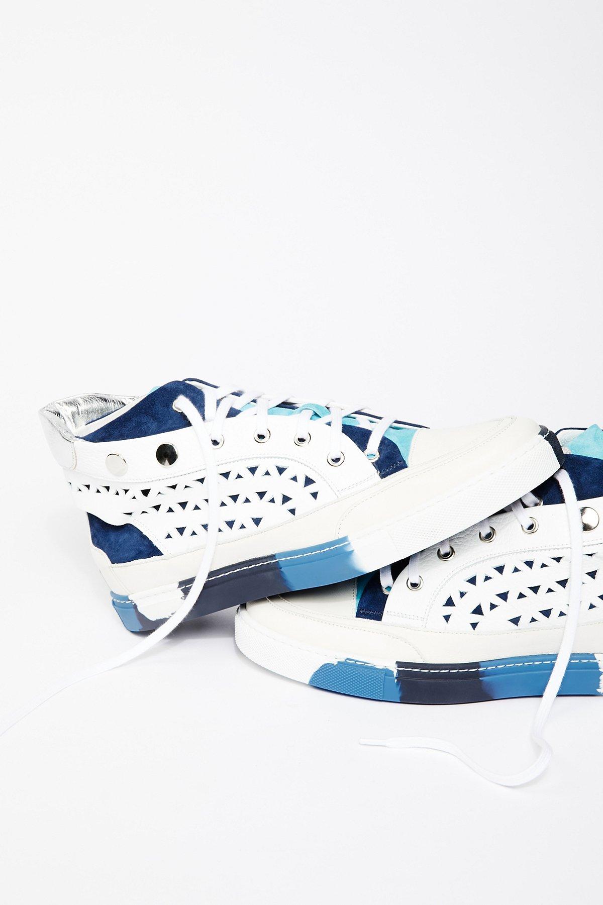 Connor高帮运动鞋