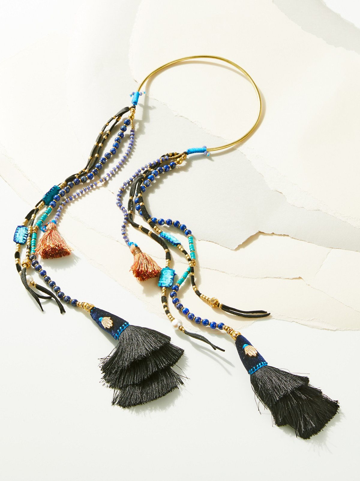 Misterio Mala Layering Necklace