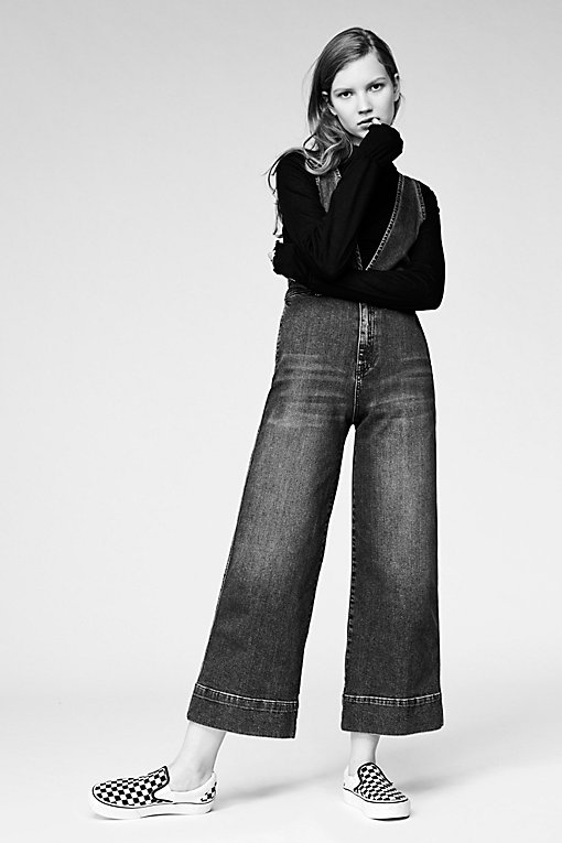 Product Image: A-Line Dungarees