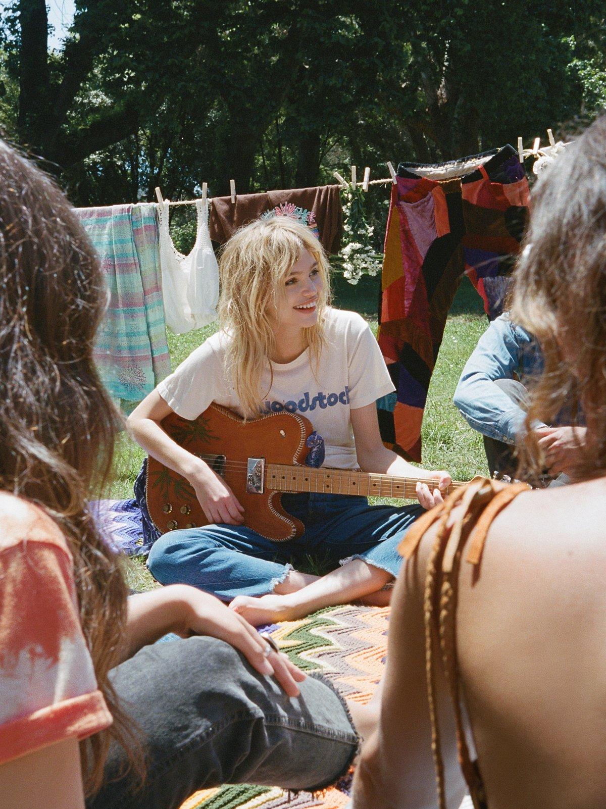 Woodstock T恤