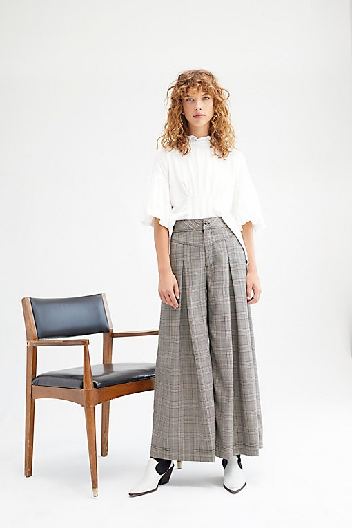 Product Image: Extreme Tailored Wide-Leg Pants
