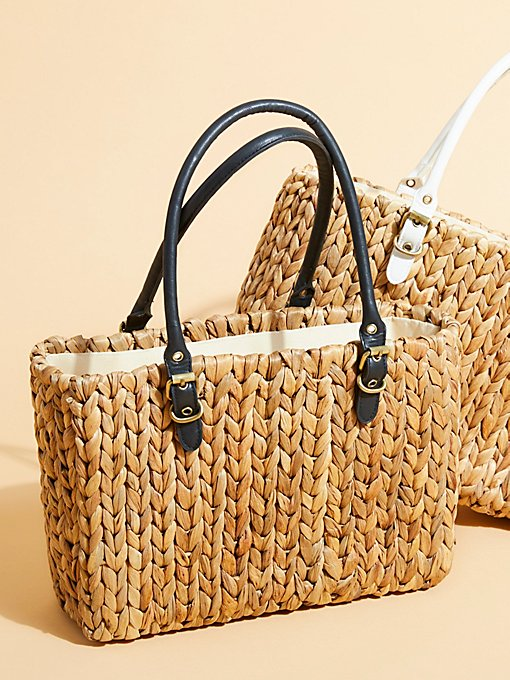 Product Image: St. Barts Straw Tote