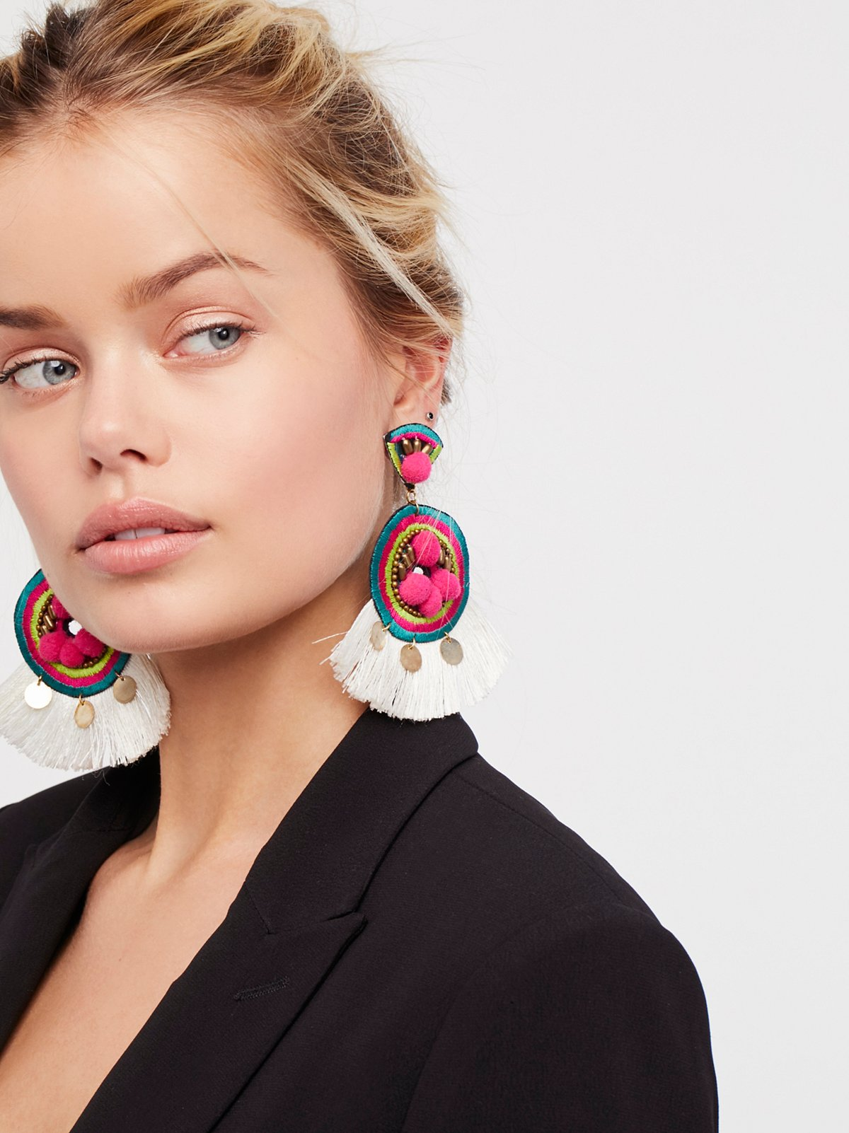 Mai Tai Statement Earring