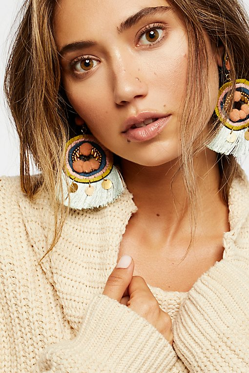 Product Image: Mai Tai Statement Earring