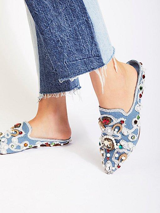 Product Image: Crown Jewels穆勒鞋
