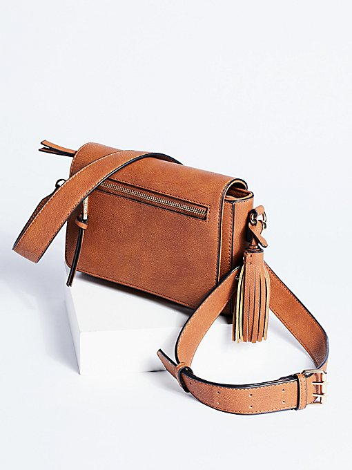 Product Image: Carlee Vegan Crossbody