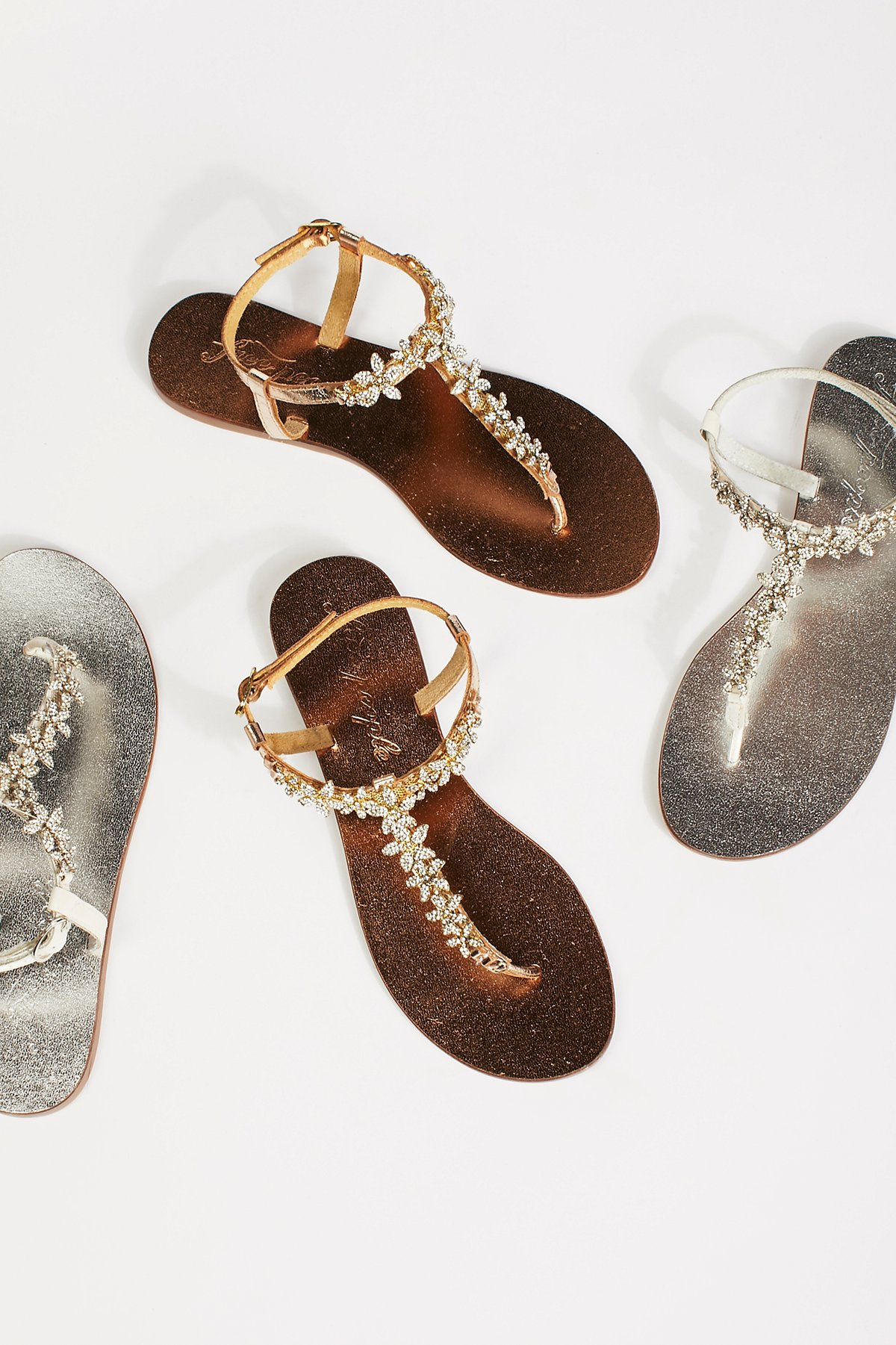 Shimmer Sparkle Sandal