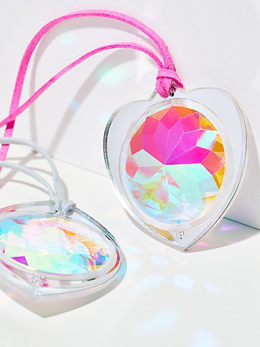 Product Image: Mirrored Kaleidoscope Necklace