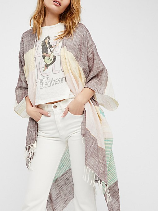 Product Image: Mystique Shimmer Stripe Kimono