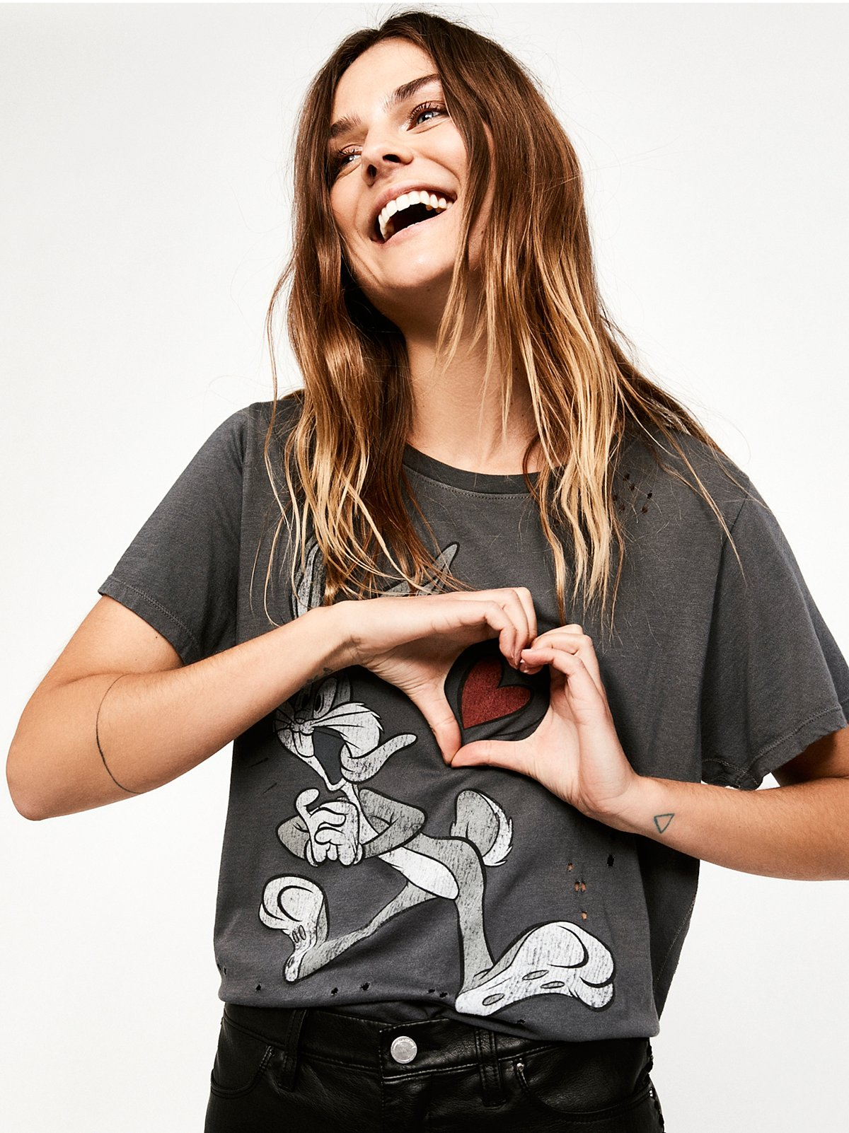 Bugs Bunny Graphic Tee