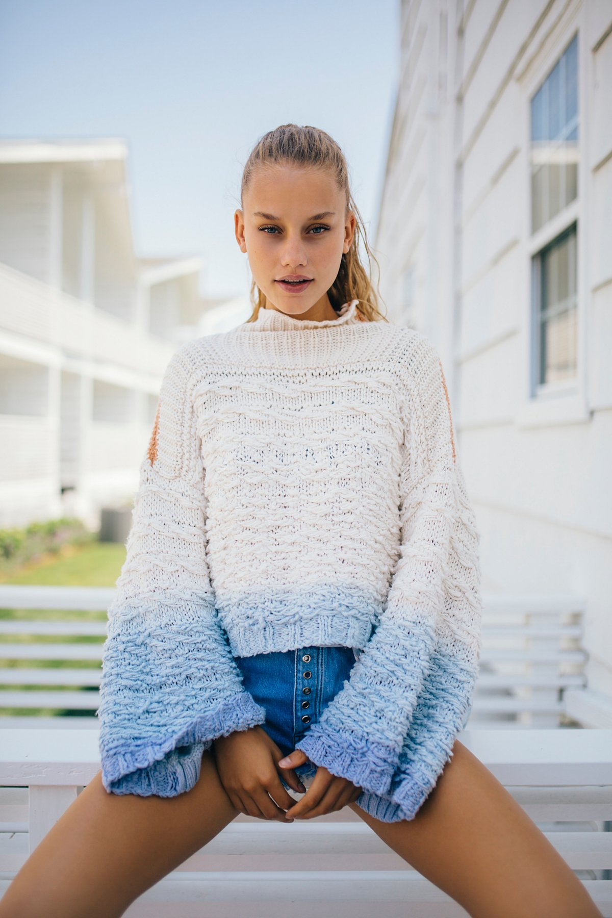 Calm Waters Pullover