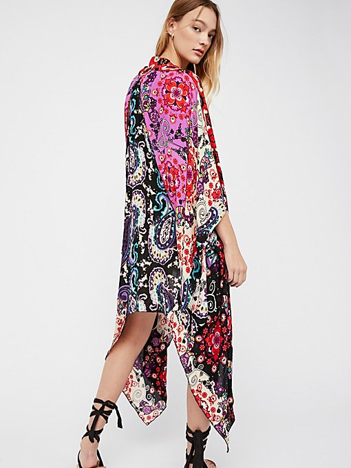 Product Image: Little Wing Mix Print Kimono