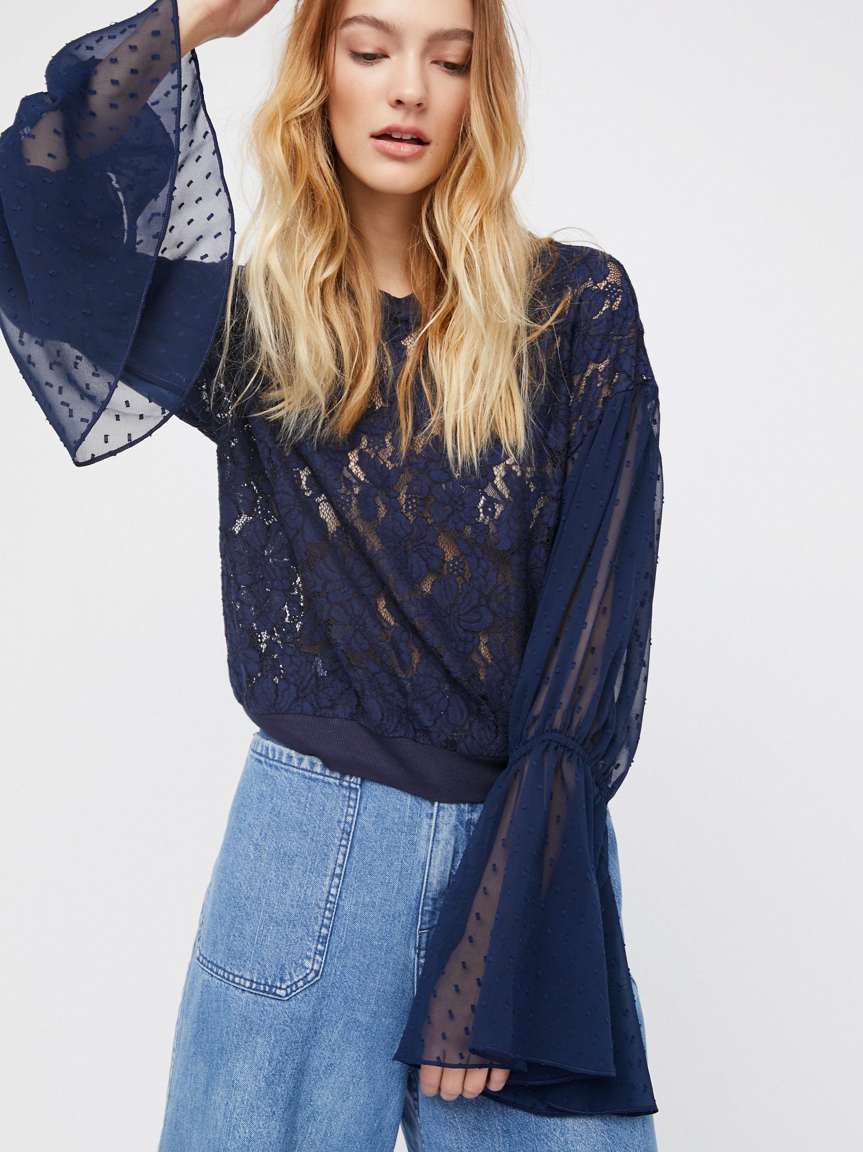 Blouses - Peasant Blouses & Sheer Silk Blouses | Free People