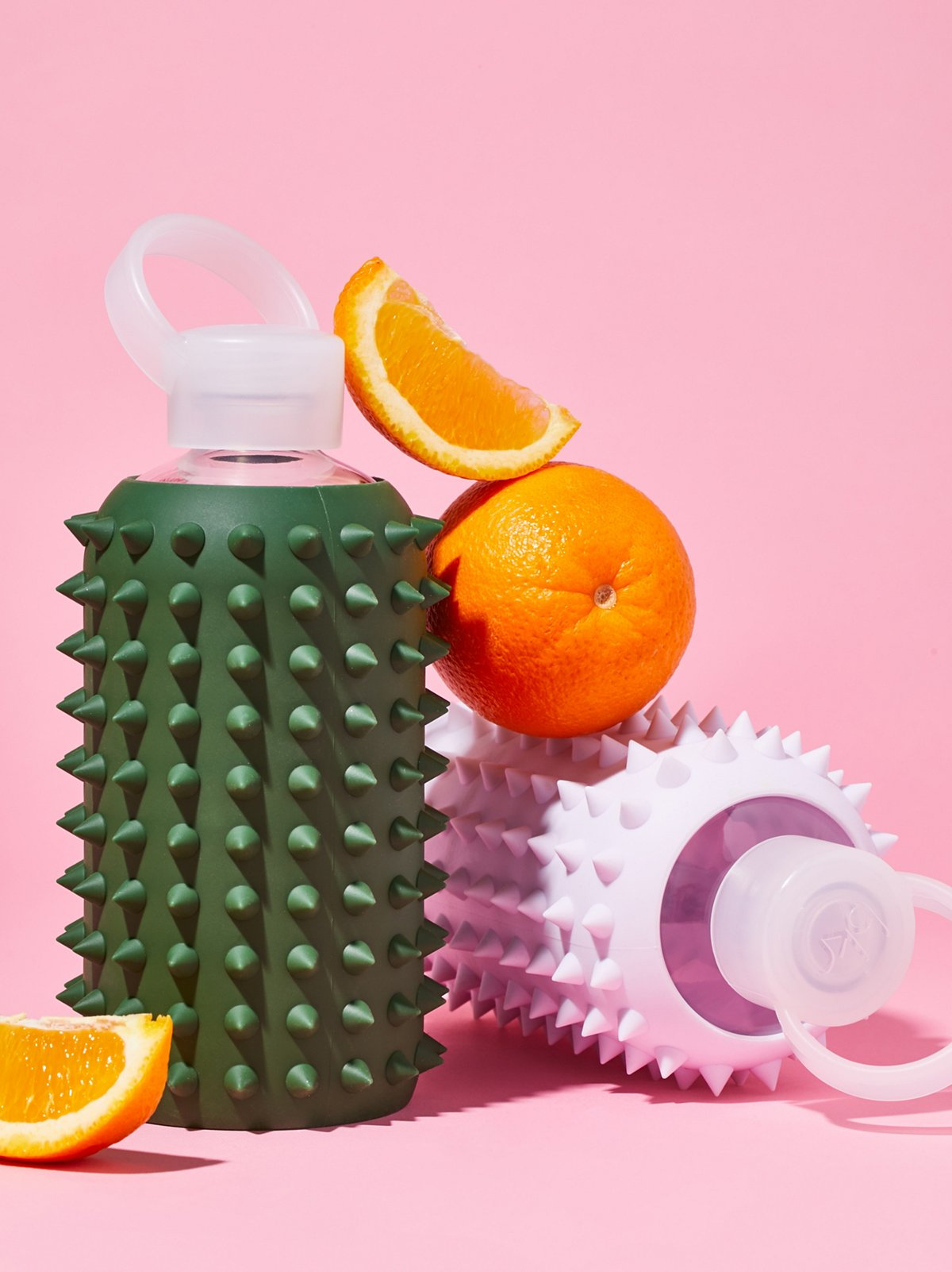 Spiked BKR Water Bottle