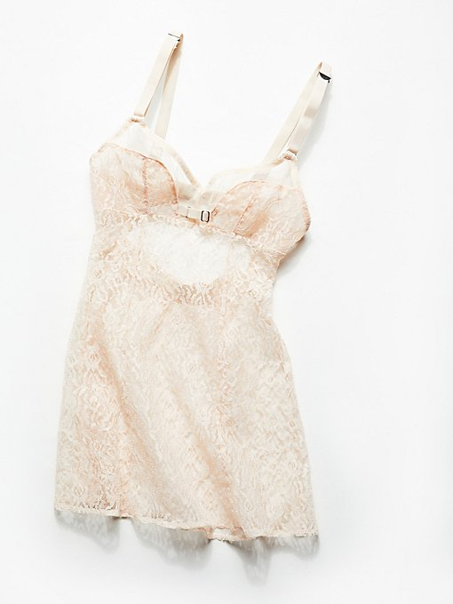 Product Image: Vintage 1980s Lace Bra Top
