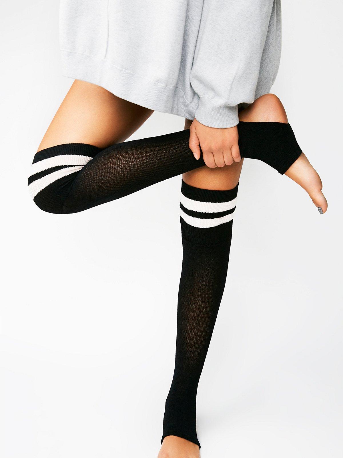 Goals Dance暖腿袜