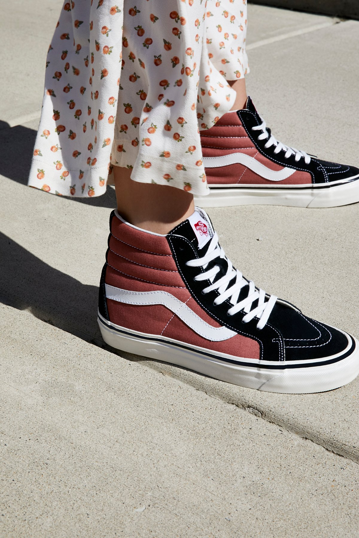 SK8-Hi 38 DX High Top Trainer