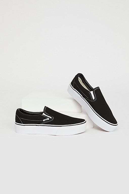 Product Image: Classic Platform Slip-On Trainer
