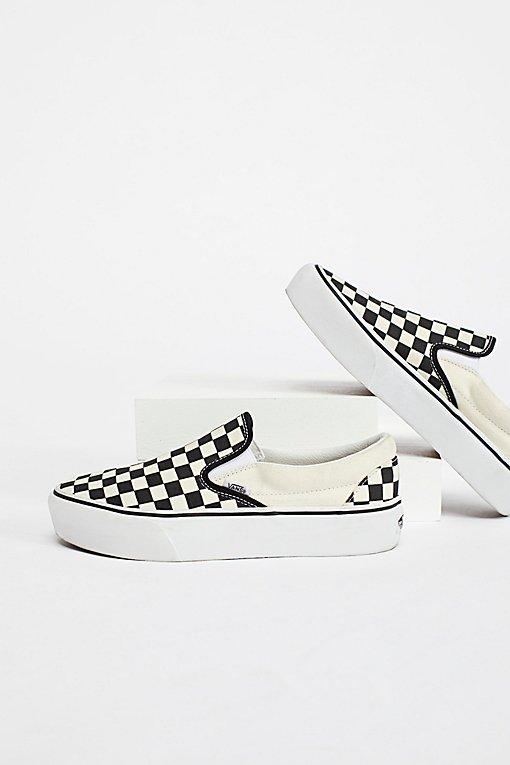 Product Image: Classic Platform Slip-On Sneaker