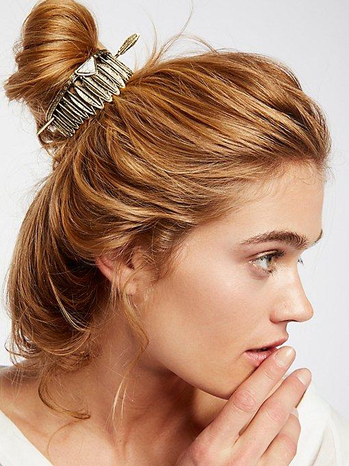 Product Image: Leaf发髻发圈