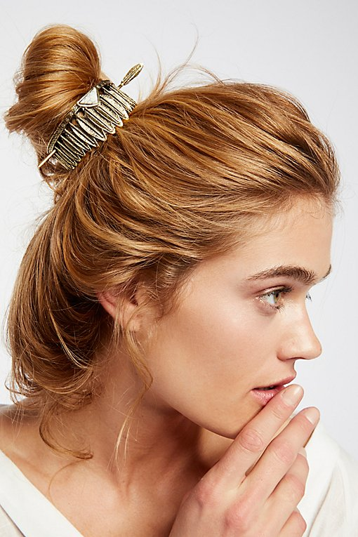 Product Image: Leaf Bun Cuff